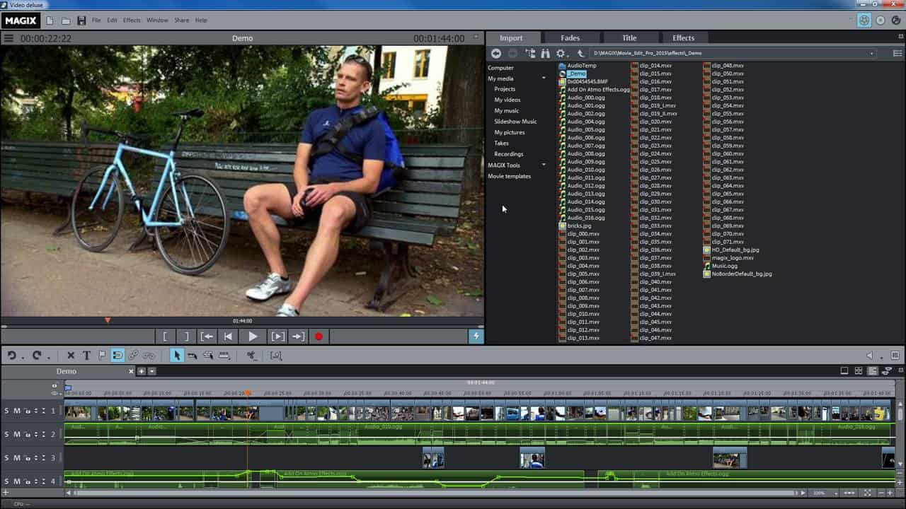 magix-movie maker review
